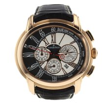 Audemars Piguet Millenary Chronograph Rose gold Brown Arabic numerals United States of America, Florida, Miami