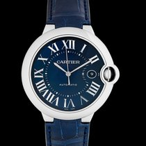 Cartier Ballon Bleu 42mm Steel Blue United States of America, California, San Mateo