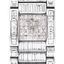 Baume & Mercier A White Gold And Diamond-set Bracelet Watch,...