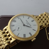 Patek Philippe Calatrava 31mm Ref.7119/1j Yellow Gold