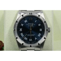 Rolex 14010 Steel Air King Precision 34mm pre-owned United States of America, Florida, Miami