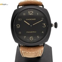 Panerai Special Editions Ceramic 45,00mm Black Arabic numerals