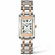 Longines 27mm Quartz new DolceVita White