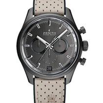 Zenith 24.2040.400/27.R797 Céramique El Primero Chronomaster 42mm nouveau