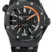 Audemars Piguet Royal Oak Offshore Diver Ceramic 42mm Black United Kingdom, Wilmslow
