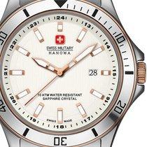 Swiss Military Hanowa Flagship neu Quarz Uhr mit Original-Box und Original-Papieren 06-5161.2.12.001