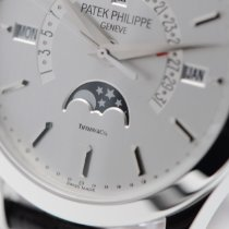 Patek Philippe Perpetual Calendar Platinum 39.5mm Silver United States of America, Texas, Houston