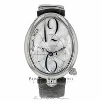 Breguet Reine de Naples Steel 35.5mm Mother of pearl Arabic numerals United States of America, California, Beverly Hills