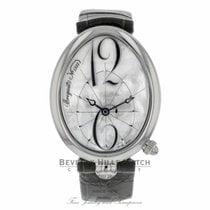 Breguet Reine de Naples new 2014 Automatic Watch with original box and original papers 8967st/58/986