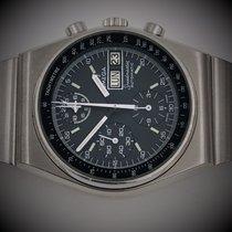 Omega Speedmaster Day Date Staal 40mm Zwart