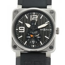 Bell & Ross BR 03-51 GMT Steel 42mm Black United States of America, New York, New York
