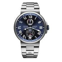 Ulysse Nardin Marine Chronometer Manufacture Steel 43mm Blue United States of America, Florida, Miami