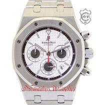 Audemars Piguet 26300ST.OO.1110ST.06 Acier 2009 Royal Oak Chronograph 39mm occasion