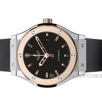 Hublot Classic Fusion 45, 42, 38, 33 mm new 2020 Automatic Watch with original box and original papers 542.NO.1180.RX