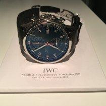 IWC Portugieser Yacht Club Chronograph Stahl 45mm Blau Deutschland, Bohmte