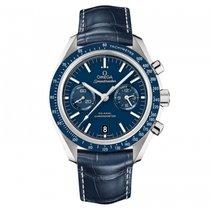 Omega Steel Manual winding Blue 44.2mm new Speedmaster Professional Moonwatch