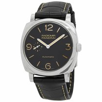 Panerai Radiomir 1940 3 Days Automatic Steel 45mm Black United States of America, New York, New York