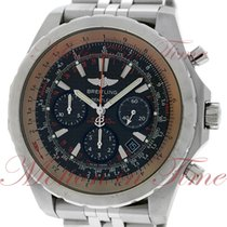 Breitling Bentley Motors T Speed, Black Carbon Dial, Limited...
