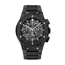 Hublot Aero Fusion Black Magic