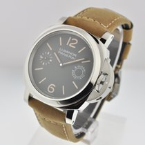 Panerai Luminor Marina 8 Days Steel