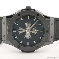 "Hublot Classic Fusion Shawn Carter ""Jay Z"" Limited Edition"