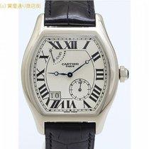 까르띠에 (Cartier) カルティエ トーチュXL WG 手巻 8デイズパワーリザーブ W1545951