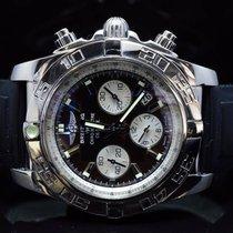 Breitling Chronomat 44, Steel, Metallica Brown Dial, MINT
