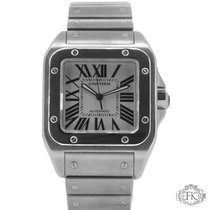 Cartier Santos 100 Large   Stainless Steel Automatic   W200737G