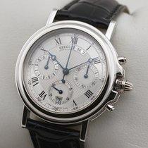 Breguet Marine Chronograph 3460PT Platin Platinum Automatic