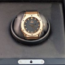 "Hublot Classic Fusion  ""in house movement"""