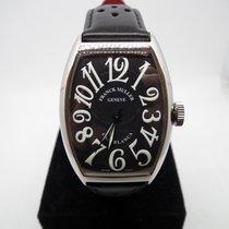 Franck Muller 32mm Automatic pre-owned Casablanca Black