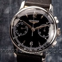 Longines – Vintage 1949 Flyback Steel Chronograph – Cal. 30.ch
