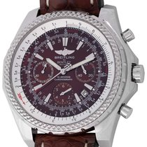 Breitling : Bentley Motors T :  A2536212/Q502 :  Stainless Steel