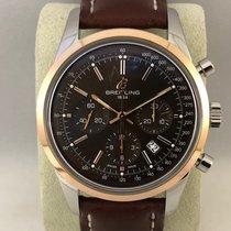 Breitling Transocean Chronograph UB015212 2013 gebraucht