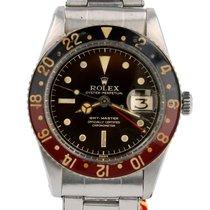 Rolex 6542 Stahl GMT-Master 38mm