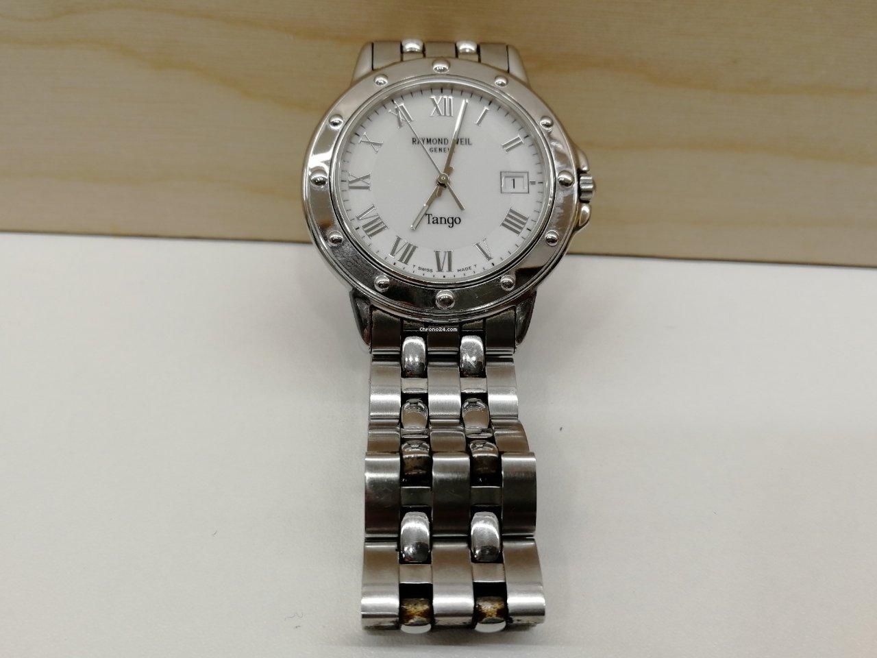 Koupě hodinek Raymond Weil  cb8f107729