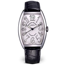 Franck Muller 32mm Automatic pre-owned Silver