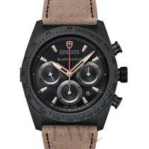 Tudor Fastrider Black Shield neu Automatik Uhr mit Original-Box und Original-Papieren 42000CN