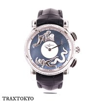 Ulysse Nardin pre-owned Automatic 42mm Blue 3 ATM