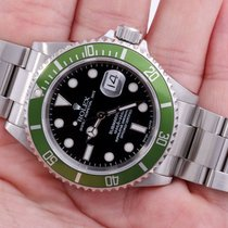 Rolex 16610 T Steel 2003 Submariner Date 40mm pre-owned United States of America, California, Los Angeles