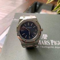 Audemars Piguet pre-owned Automatic 39mm Blue Sapphire crystal 5 ATM