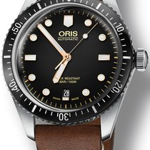 Oris Divers Sixty Five new 2018 Automatic Watch with original box and original papers 01 733 7707 4084-Set LS