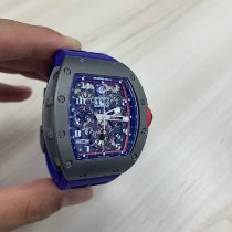Richard Mille RM11 Titanium 2013 RM 011 50mm new