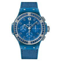Hublot Steel Automatic Blue 41mm new Big Bang Tutti Frutti