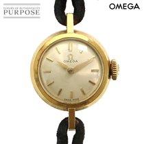 Omega Or jaune 16mm Remontage manuel occasion