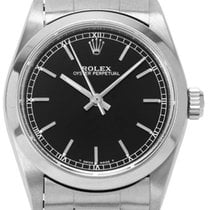 Rolex Oyster Perpetual 31 Aço 31mm