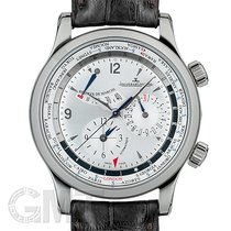 Jaeger-LeCoultre Master World Geographic 42mm Argent
