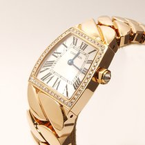 Cartier La Dona de Cartier WE60060I Bon Or rose 22mm Quartz