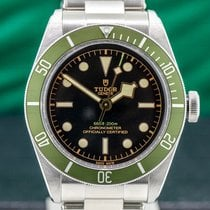 Tudor Black Bay 41mm Black Arabic numerals United States of America, Massachusetts, Boston