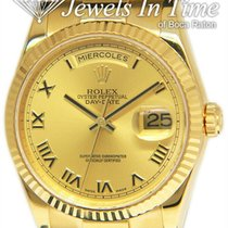 Rolex Day-Date 36 118238 2005 pre-owned